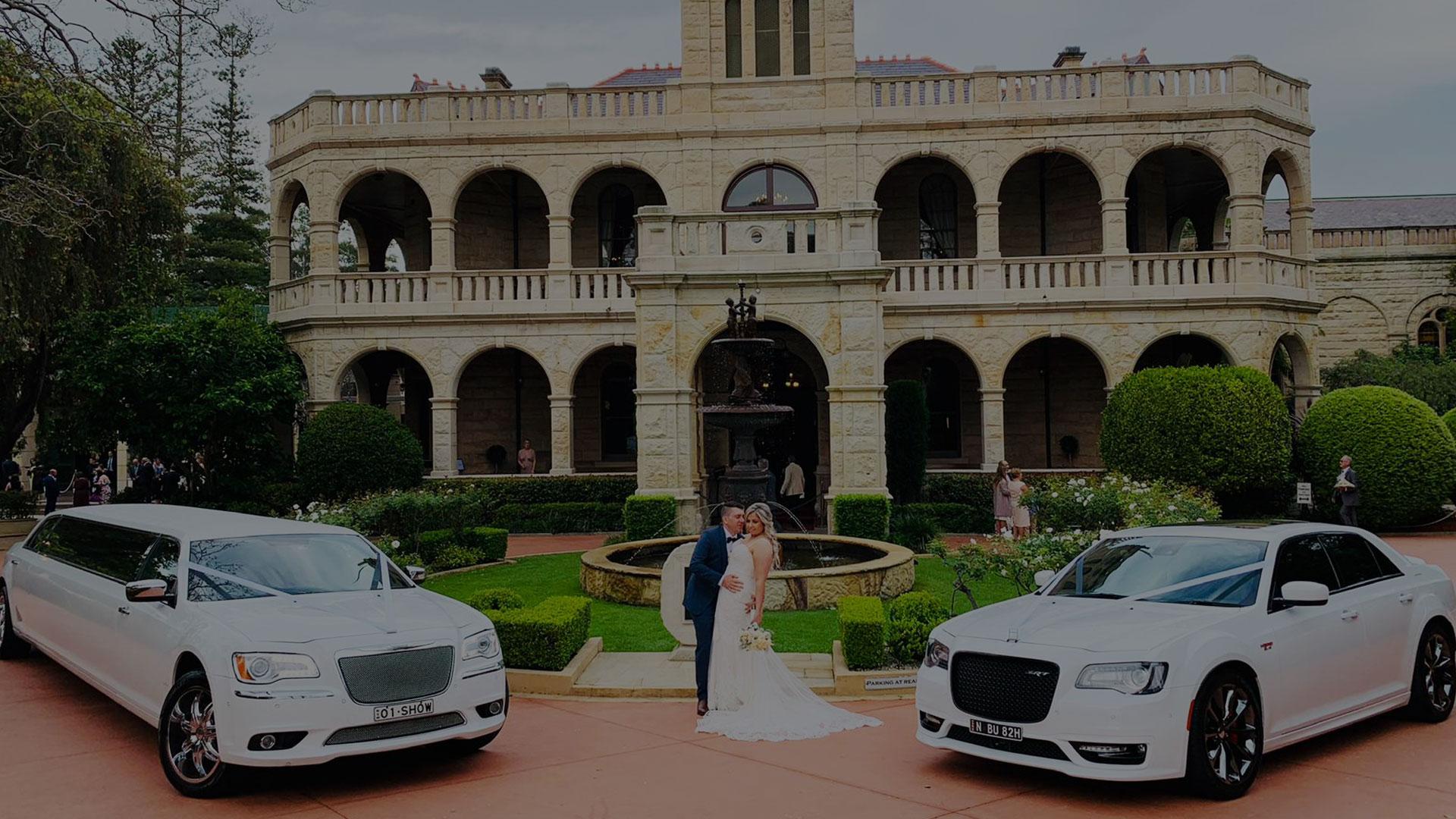 Wedding Chrysler Limousine