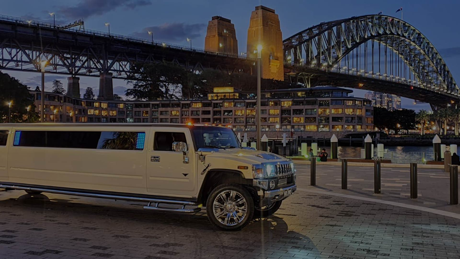 Hummer hire in Sydney